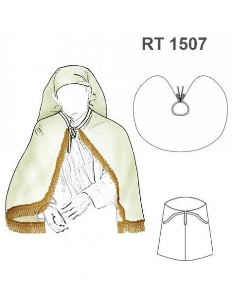 CAPA CUASIMODO ADULTO RT 1507