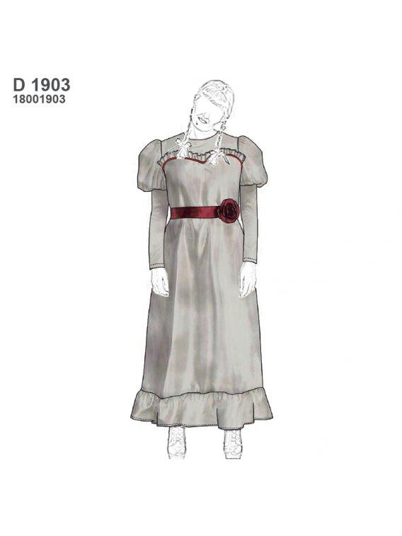 DISFRAZ DE MUÑECA CINE 1903