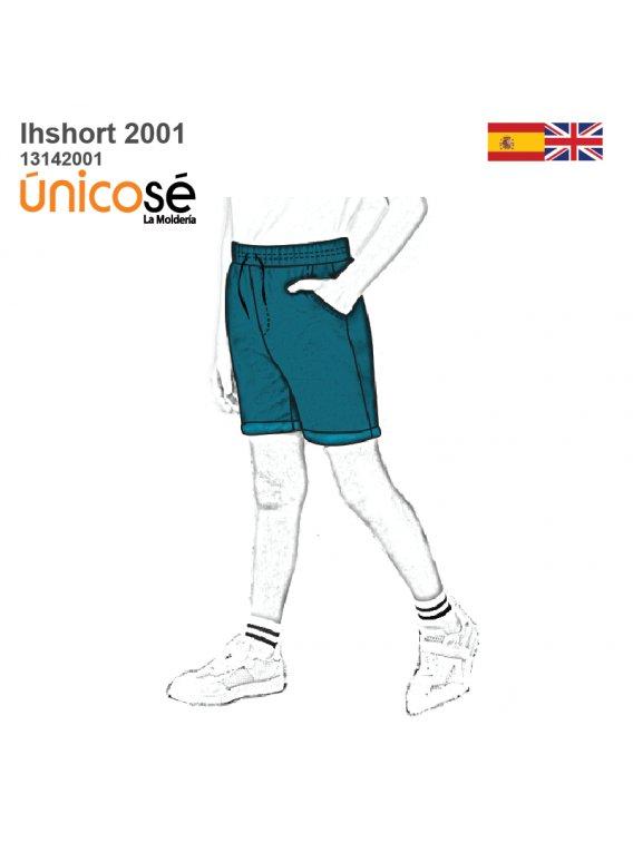 SHORT BASICO NIÑO 2001