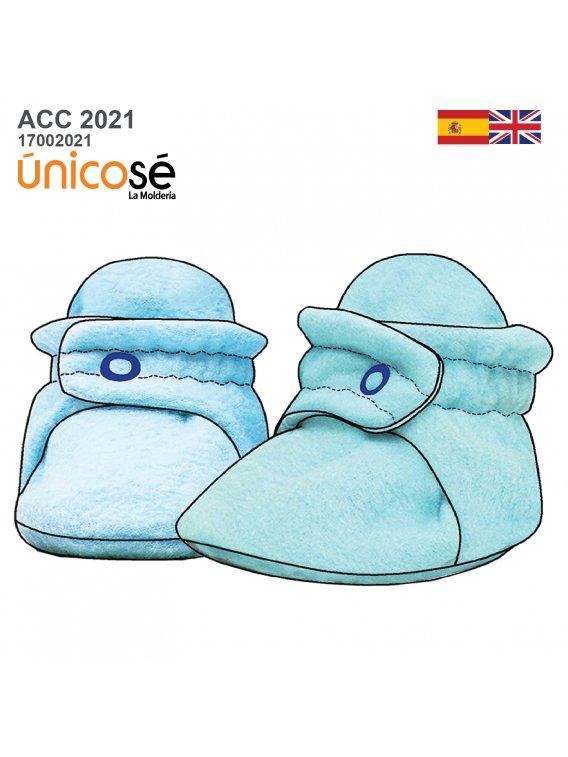 PANTUFLAS ADULTO E INFANTIL ACC 2021