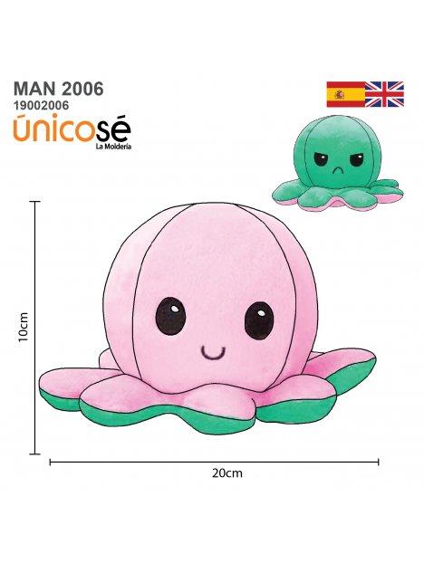 MUÑECO REVERSIBLE MAN 2006