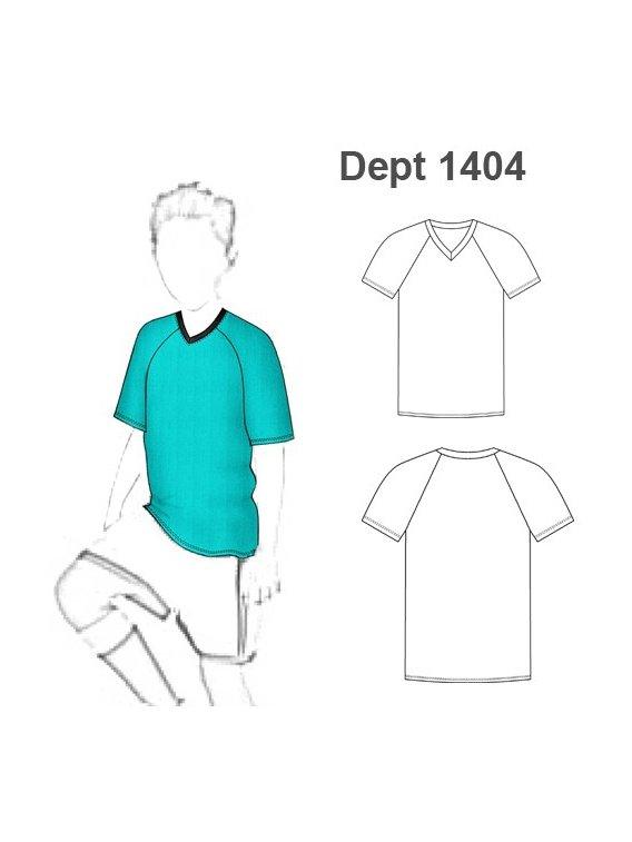 DEPORTE CAMISETA 1404