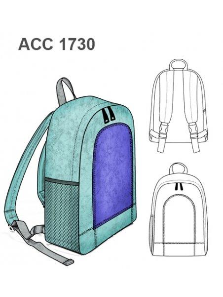 MOCHILA BASICA 1730