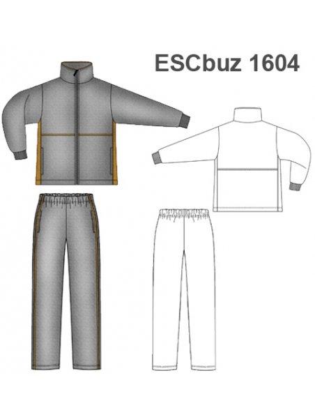 BUZO ESCOLAR 1604