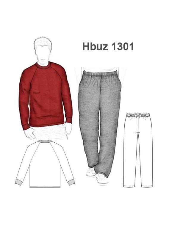 BUZO BASICO HOMBRE 1301