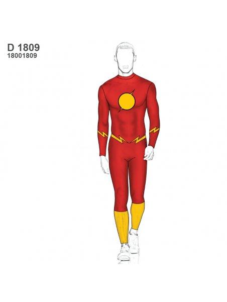 DISFRAZ SUPER HEROE 1809