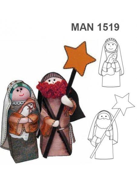 MANUALIDAD PESEBRE NAVIDAD 1519