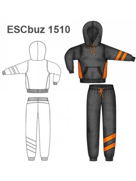 BUZO ESCOLAR 1510